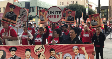 Hotel workers may get new protections after union campaign