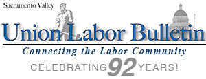 Sacramento Valley Union Labor Bulletin